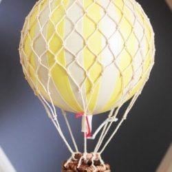 kids-room-decor_yellow-miniature-hot-air-balloon_yellow-kids-room_nursery-decor_mk-kids-interiors